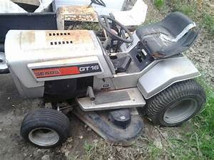 Sears Gt16 - Sears  Craftsman Tractor Forum
