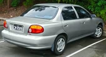 1998 Kia Sephia by 1998 Kia Sephia Ii Pictures Information And Specs