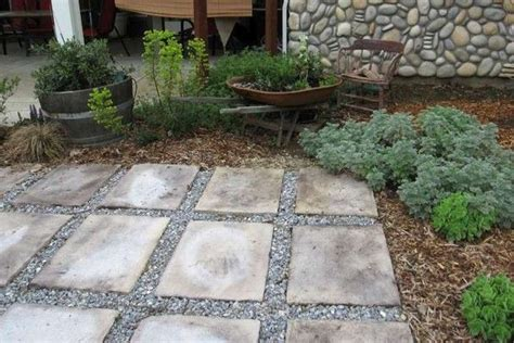 gravel patio picmia
