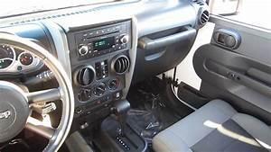 Jeep Wrangler Interior 2010