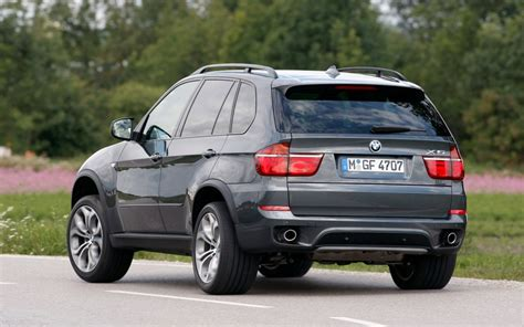Bmw X5 35d by 2012 Bmw X5 Diesel