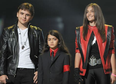 Prince Jackson Hints That King Of Pop Michael Might Not Be
