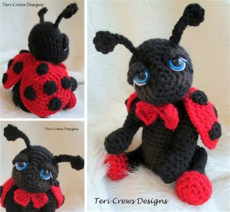 Ladybug Crochet   The WHOot