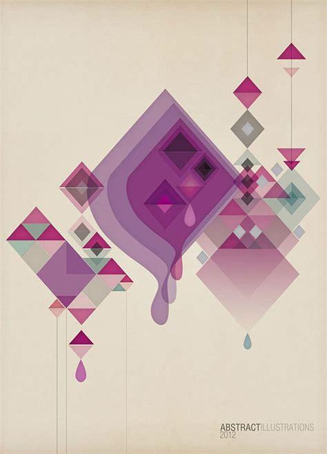 amazing geometric poster designs web graphic design