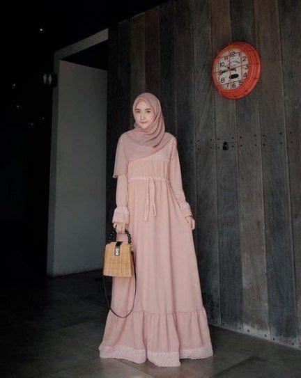 Kk 5 mnit langsung selesai. 51 Trendy Style Hijab Kondangan Casual #style   Pakaian ...
