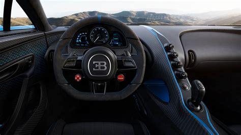 Bugatti then turned its attention to the chassis. La Bugatti Chiron Pur Sport s'expose à Paris - French Driver