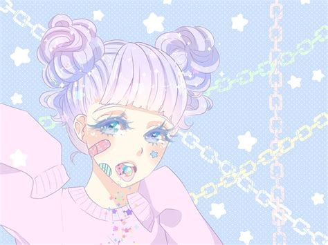 Anime Wallpaper Pastel - pastel drawings and anime images
