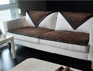 fashion brown fabric couch sofa cover set blanket With how to cover furniture with fabric
