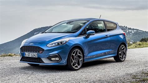 2019 Ford Fiesta St  2019 Ford Fiesta St