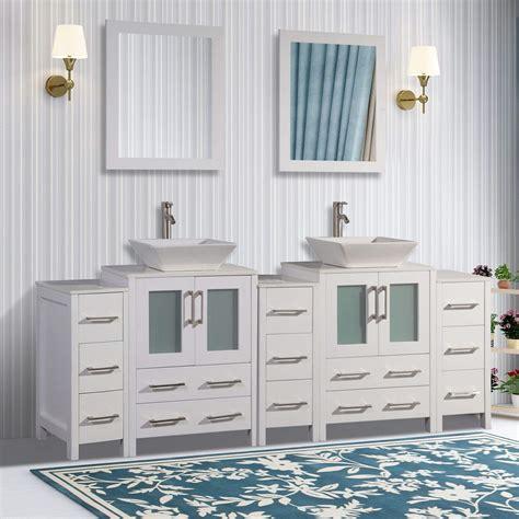 vanity art   double sink bathroom vanity combo set