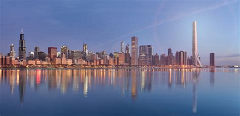 chicago gateway tower 610m 2001ft vision page 6 skyscrapercity