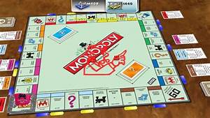 Best Animated 3d Monopoly Multiplayer Board Game Till 2017