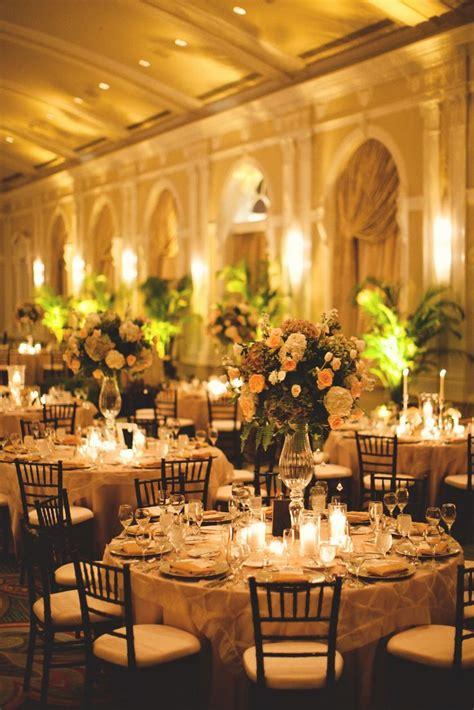 Grand Wedding Decorations - 1000 ideas about wedding ballroom decor on