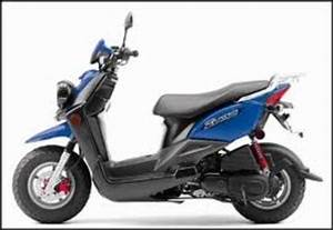 2003 Yamaha Zuma Yw50ar Repair Service Factory Manual Pdf