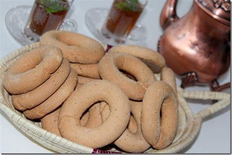 cuisine algerienne kaak ka3k algerien