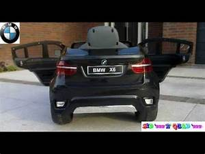 Voiture Bmw Enfant : 4x4 voiture bmw x6 pour enfant 12v avec radiocommande par kidzzz n quadzzz youtube ~ Medecine-chirurgie-esthetiques.com Avis de Voitures