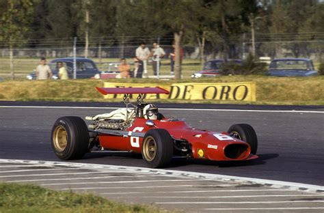 1968 ferrari 312 f1 at the modena track days 2011 nurburgring drives out of the pits, great car, great sound! Inside My Bunker • 1968 Formula 1 Mexican GP - Chris Amon ...