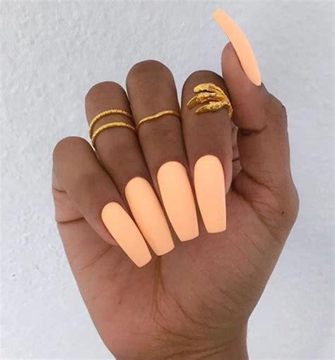 matte color nails 25 best ideas about matte nail colors on