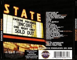 MediaBoxEminem Encore 2004