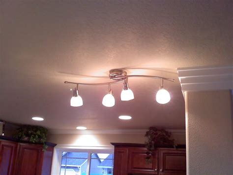 Low Profile Led Kitchen Lighting by Low Profile Track Lighting Fixtures Advice For Your Home