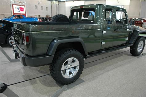 jeep gladiator concept image httpswwwconceptcarz