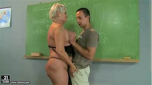 Older Woman And Student Macho #Mature #Teacher #Fucking #With #Her #Student #Xxxbunker