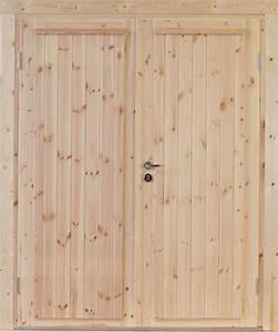 Brandeisen Für Holz : doppel t r knut holz nachr stelement f r gartenh user holzh user nebeneingang vom garten ~ Eleganceandgraceweddings.com Haus und Dekorationen