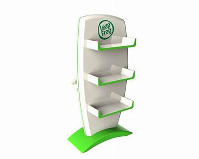 Display Stand Unit Leap Frog Interactive Standing