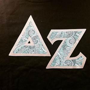 deltazeta sorority fraternity sororityclothing With design your own sorority letters