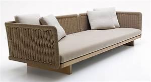 Canapé D Extérieur : fauteuil et canap ext rieur canap fauteuil et divan ~ Teatrodelosmanantiales.com Idées de Décoration