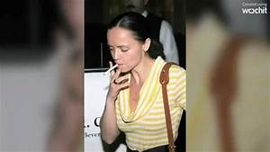 Top 10 Most Shocking Celebrity Smokers - YouTube