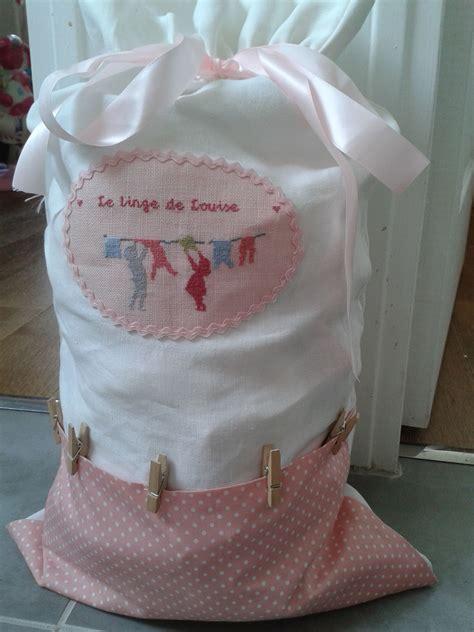 sac 224 linge le de mademoiselle petit pois