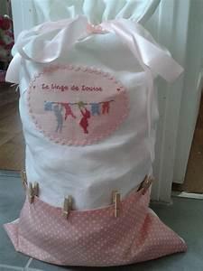 Sac à Linge Sale : sac linge le blog de mademoiselle petit pois ~ Dailycaller-alerts.com Idées de Décoration