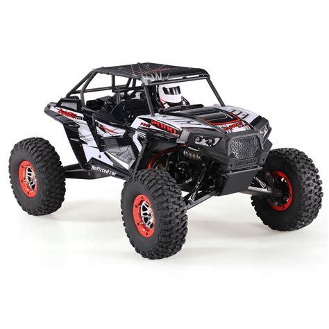 baja buggy rc car eu wltoys 10428 b2 1 10 2 4g 4wd electric rock crawler off
