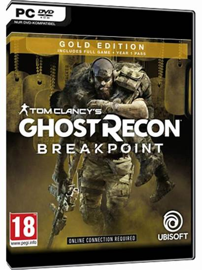 Recon Breakpoint Ghost Trustload Edition