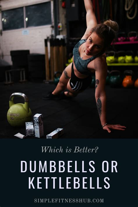 kettlebell vs pros dumbbells butt workout