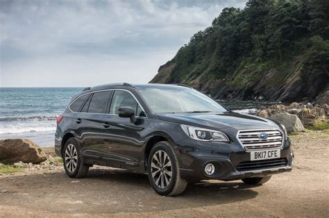 Subaru The by 2017 Subaru Outback Se Premium Lineartronic Review
