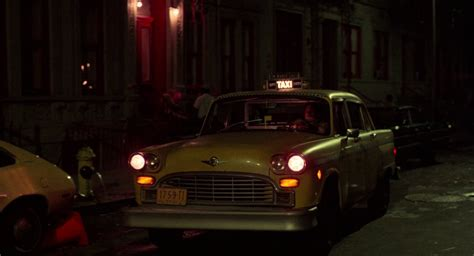 1975 Checker Taxicab V8 [a11] In