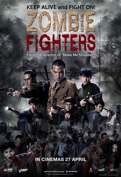 zombie movies fighters cinema movie film malaysia poster cravin been english showing coming gscmovies
