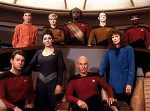 Star Trek Next Generation Cast