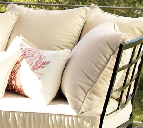riviera outdoor furniture cushions pottery barn