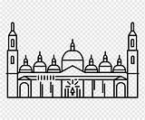 Boyama Pngwing Cami Salsa Cocuk Metin Camii Kitabi Kitap Simetri Incil sketch template