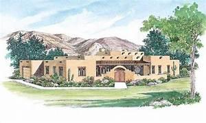 23 Fresh Pueblo Style House Plans