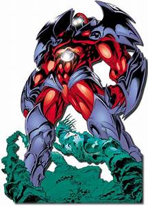 Onslaught (Marvel VS Capcom)