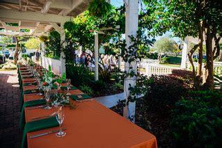 celebration gardens downtown orlando outdoor wedding