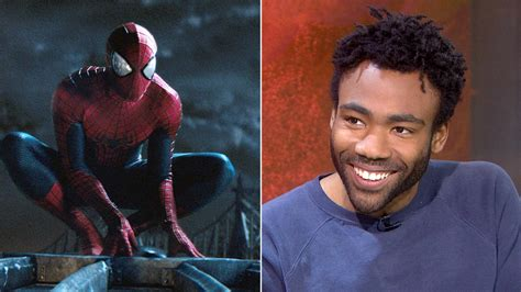 donald glover for spiderman donald glover talks spider man casting rumors i