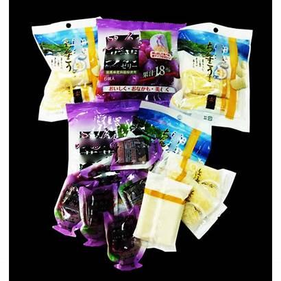 Packaging Jelly Plastic Sachet Printing Film