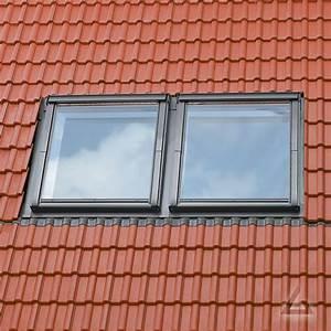 Velux Fenster Einbau : velux eindeckrahmen im dachgewerk dachfenster shop ~ Orissabook.com Haus und Dekorationen