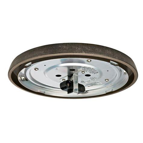 casablanca ceiling fan light kit casablanca 2 25 in aged bronze incandescent low profile