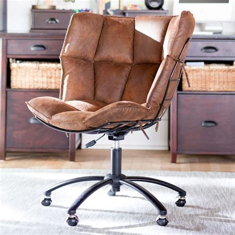 trailblazer glove swivel chair eclectic office chairs